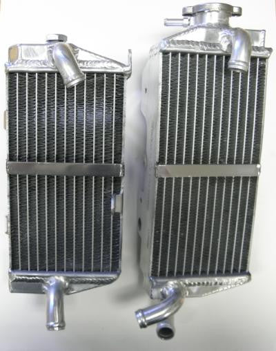 Super Cool Radiator-Suzuki DRZ400E 00-01 / DRZ400E MODEL Y/K1 2003
