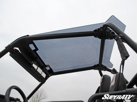Super ATV Polaris RZR 900/1000 Tinted Roof