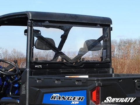 Super ATV Polaris Ranger Fullsize 570/900 Scratch Resistant Rear Windshield