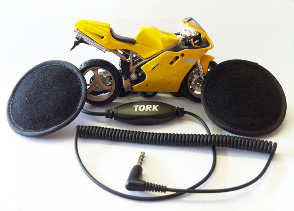 Tork X2 Helmet Speakers