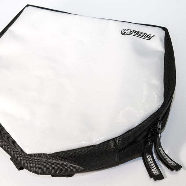 Hole Shot Motorcycle Number Plate Bag