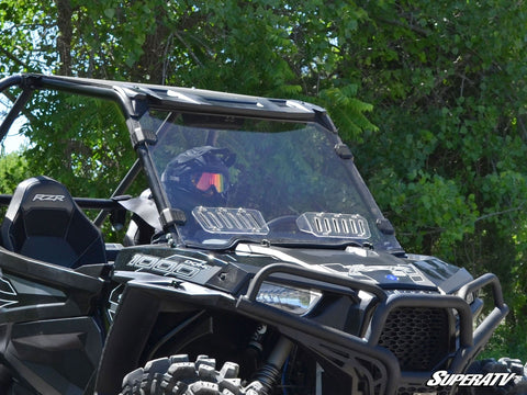 Super ATV Polaris RZR 900 / 1000 Vented Windshield