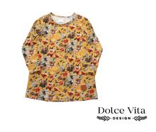 Load image into Gallery viewer, Me and Mini, Yellow Flowers Tunic