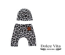 Load image into Gallery viewer, Dolls Leggings Set Leo Black