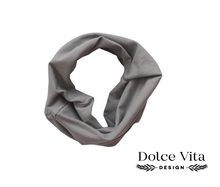 Load image into Gallery viewer, Tricot Scarf, Grey