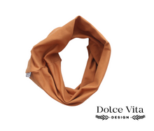 Load image into Gallery viewer, Tricot Scarf, Camel