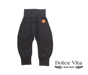 Tricot Baggy, Black Dropps