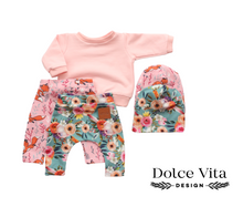 Load image into Gallery viewer, Dolls Clothing Set Pink