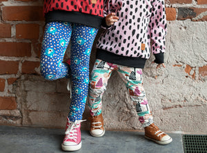 Leggings, Wild Cats
