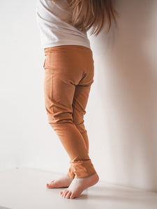 Leggings, Camel