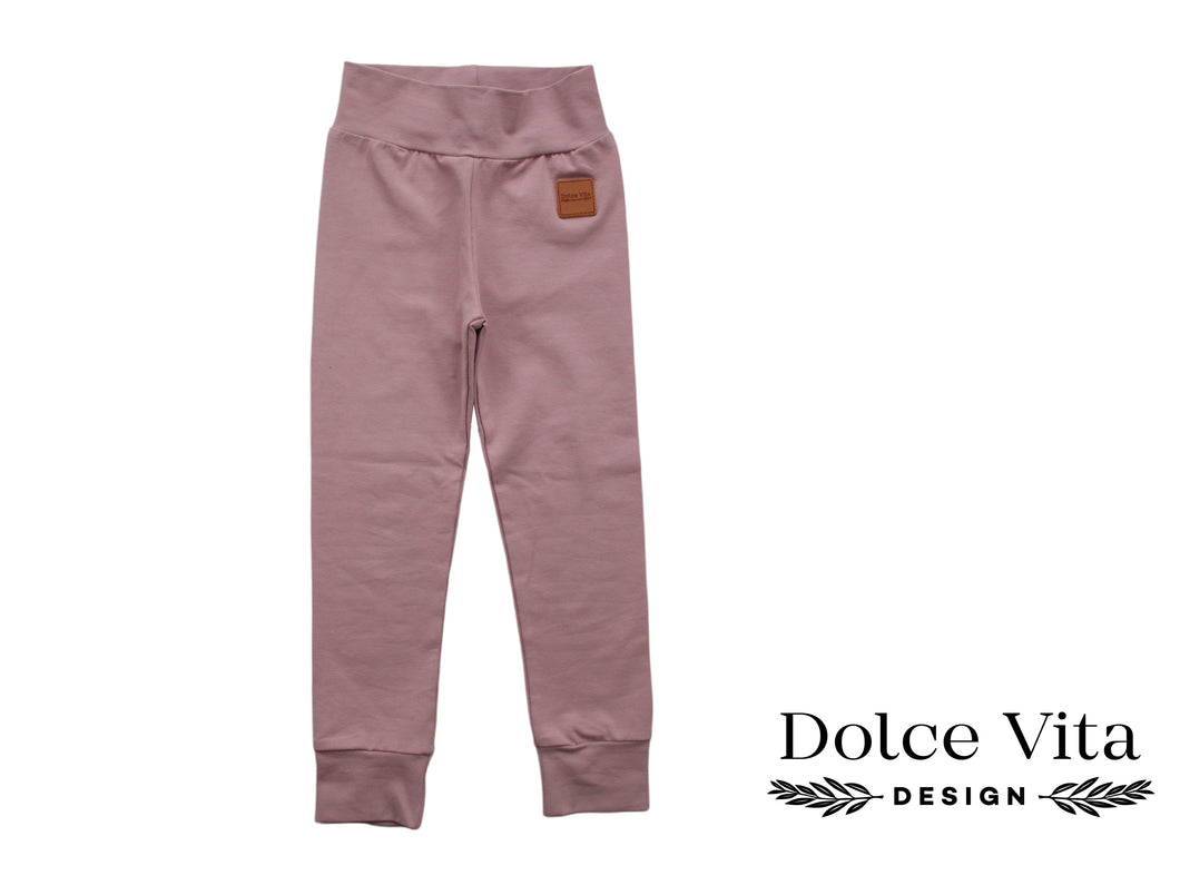 Leggings, Dusty Pink