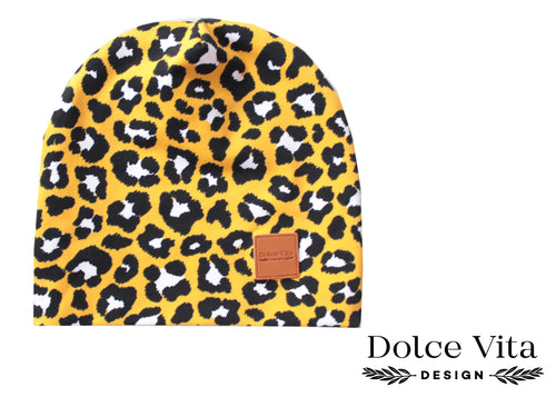 Beanie, Big Leo Yellow
