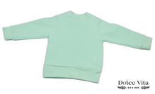Load image into Gallery viewer, Sweatshirt, Basic Mint