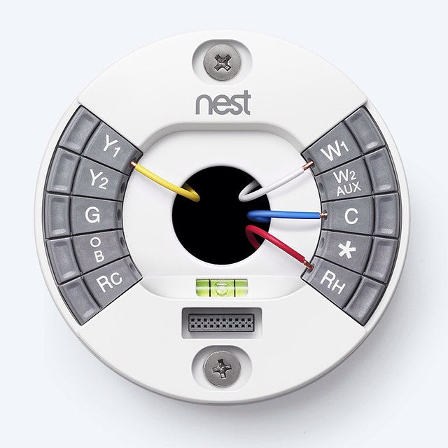 How To Install Nest Learning Thermostat 3rd Gen