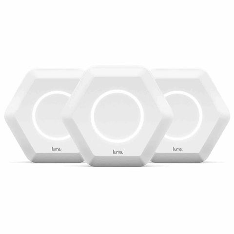 Luma Whole Home WiFi (3 Pack - White)