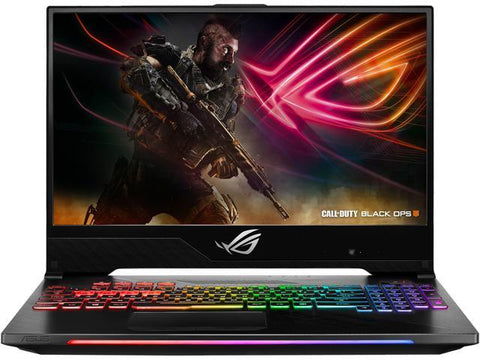 "ASUS ROG Strix Hero II - 15.6"" Gaming Laptop 