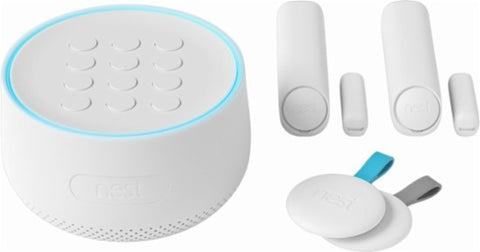 Nest Secure - Alarm System