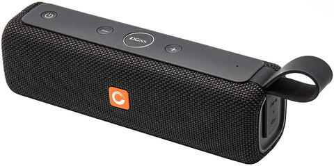 DOSS E-go II Portable Bluetooth Speakers with Superior Sound and Extra Bass