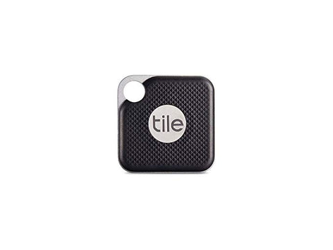 Tile Pro with Replaceable Battery - Jet Black