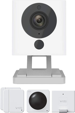 Wyze Cam+Sense 1080p Camera & Sensor Starting Kit