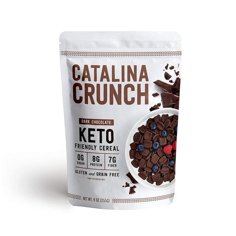 Catalina Crunch Keto Friendly Cereal
