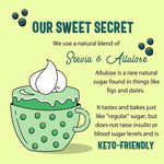 Sweet Logic Keto-Friendly Sweeteners - Logica Sugar Replacement
