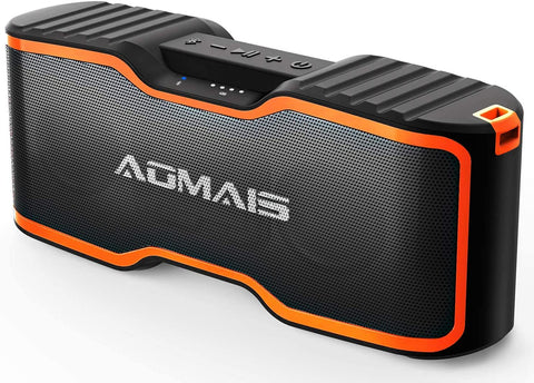 AOMAIS Sport II+ Bluetooth Speakers, Portable Outdoor Wireless Speaker