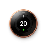 Nest Learning Thermostat (T3007ES) Copper