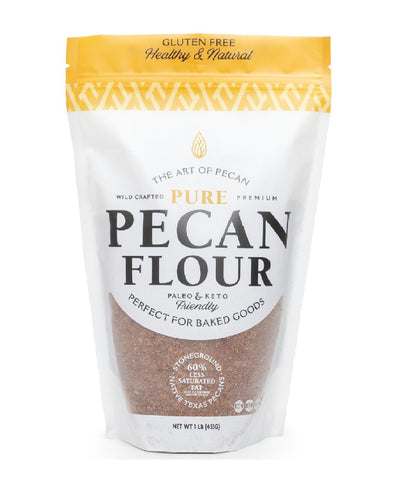 Pure Pecan Flour by The Art of Pecan