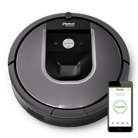 iRobot Roomba 960 - Robotic Vacuum Cleaner