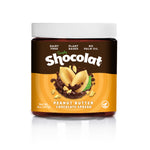 Shocolat - Chocolate Peanut Butter Spread, Keto-Friendly