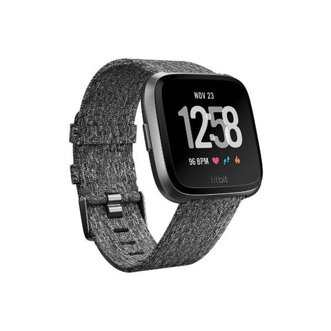 Fitbit Versa - Charcoal