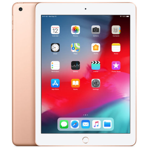 apple iPad gold