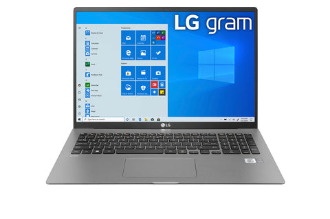 LG gram 17'' Ultra-Lightweight Laptop with 10th Gen Intel® Core™ Processor w/Intel Iris® Plus® - COSTCO EXCLUSIVE