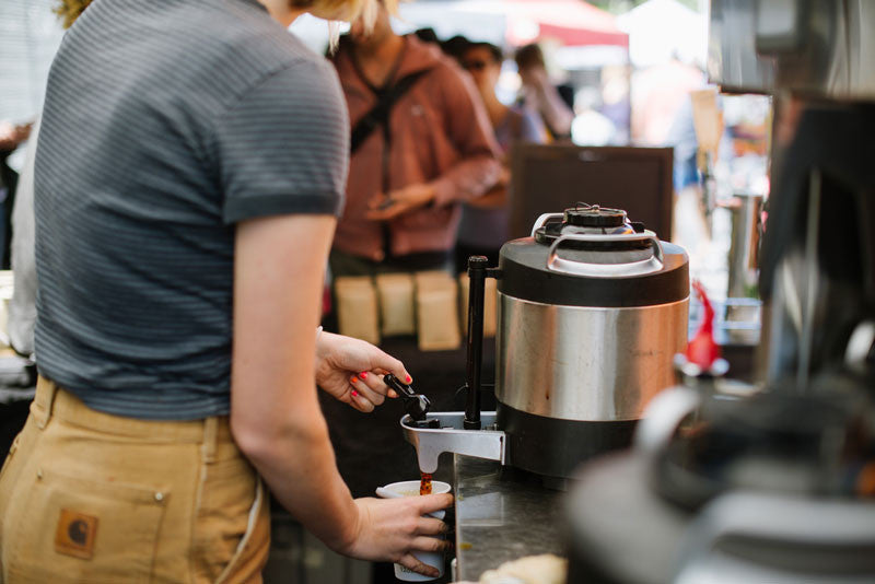 Image result for farmers market coffee