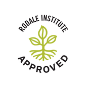 | Learn about Rodale Institute brand partners. | here