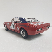 Joie Chitwood's Charging Cherokee 1967 Chevrolet - 1968 Daytona 24 hours (A1805713)