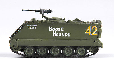 Modern Ground Armor M113A1/ACAV