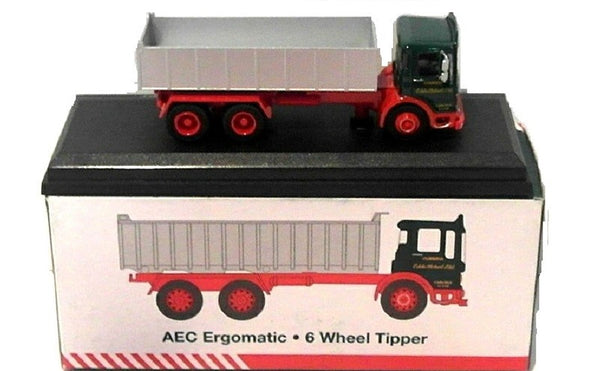 AEC Ergomatic 6 Wheel Tipper Eddie Stobart (JV9104)