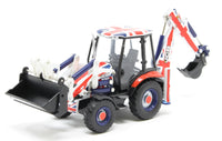 JCB 3CX Eco Backhoe Loader Union Jack Livery (763CX002)