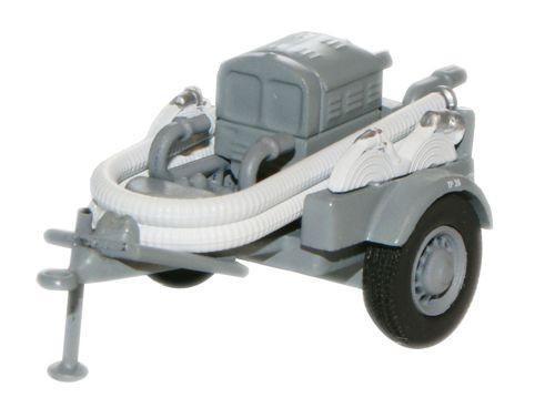 Coventry Climax Pump Trailer Grey (76CCP001)