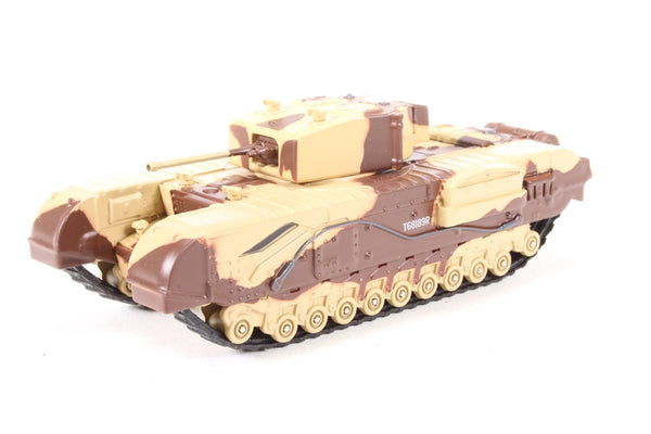 Churchill Tank MkIII Kingforce - Major King (76CHT001)