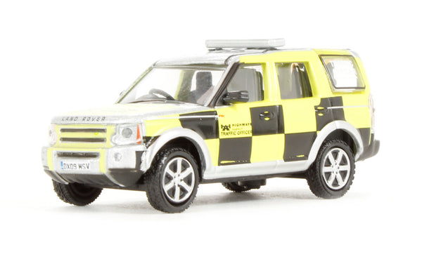 Land Rover Discovery Highways Agency (76LRD004)