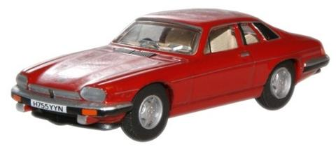 Jaguar XJS Signal Red (76XJS001)