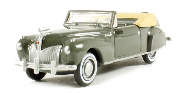 Lincoln Continental 1941 Pewter Grey (87LC41003)