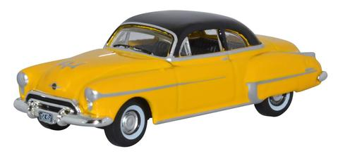 Oldsmobile Rocket 88 1950 Yellow/Black (87OR50003)