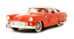 Ford Thunderbird 1956 Fiesta Red/Colonial White (87TH56004)