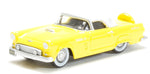 Ford Thunderbird 1956 Goldenglow Yellow/Colonial White (87TH56005)