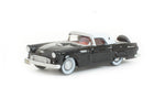 Ford Thunderbird 1956 Raven Black/Colonial White (87TH56006)