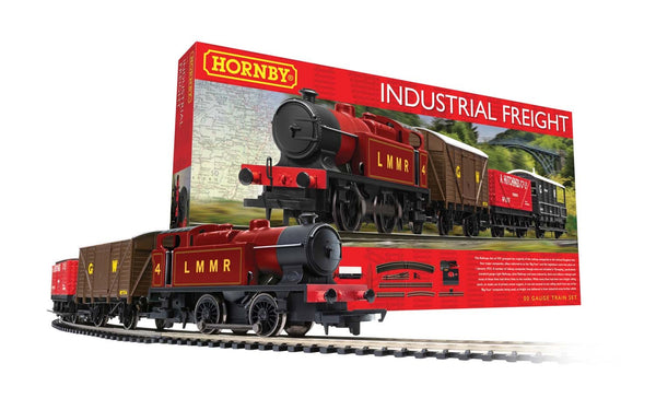 Industrial Freight Train Set (R1228)